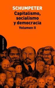 portada capitalismo socialismo y democracia vol. ii